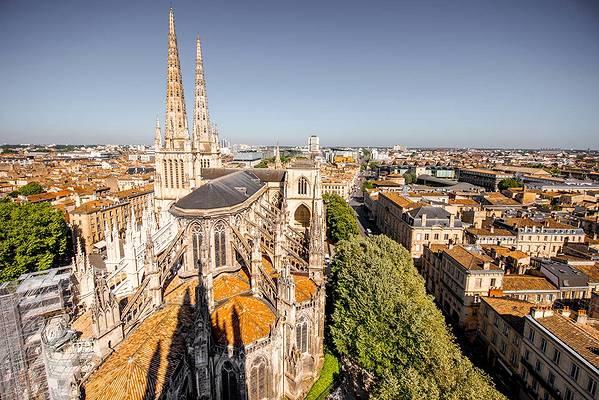 boom de l'immobilier d'entreprise, Bordeaux