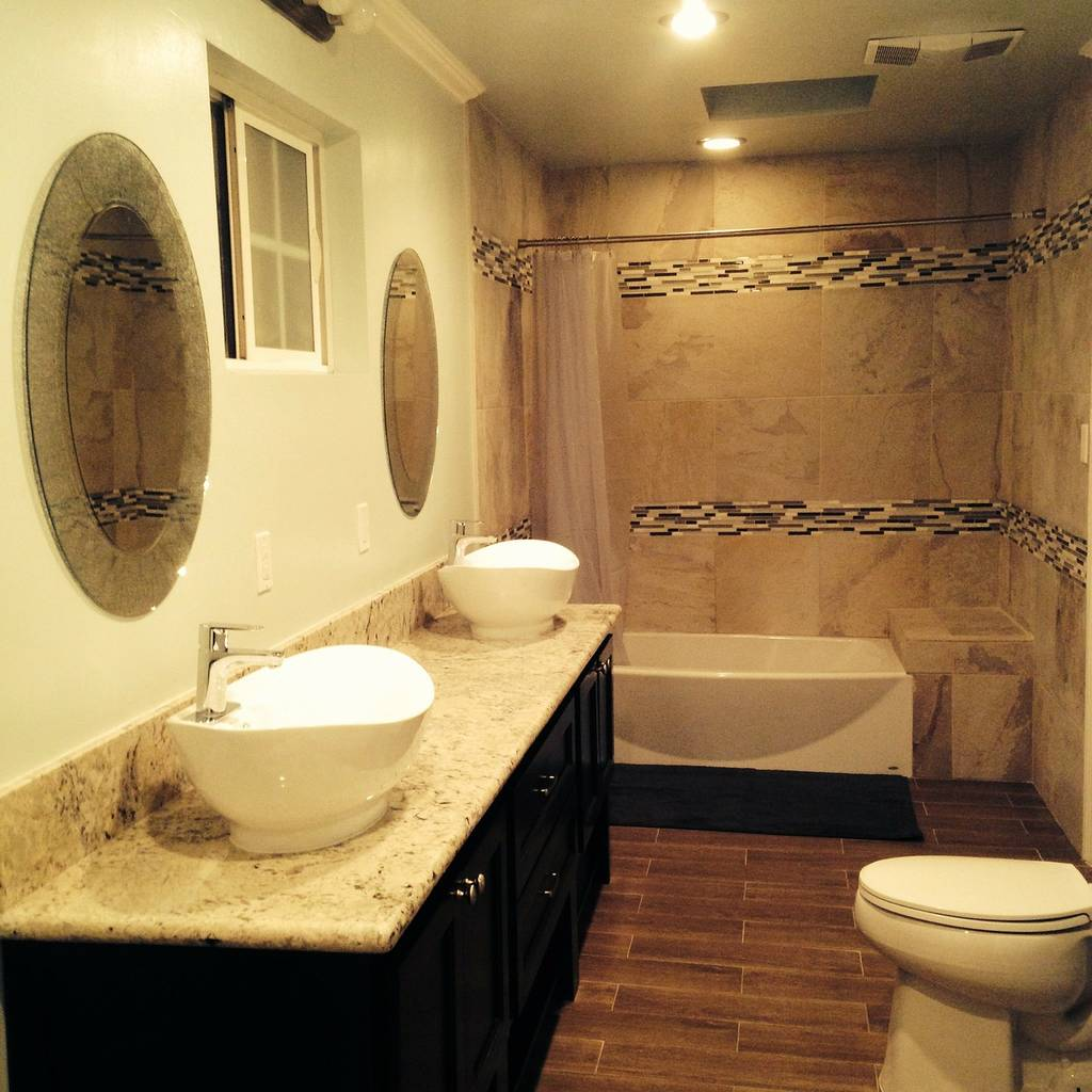 amenager sa salle de bain pour une vente immobiliere