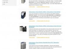 les adoucisseurs d eau vendus par Kinetico