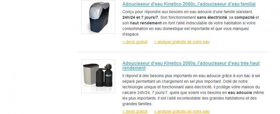 pourquoi installer un adoucisseur d eau chez soi. Black Bedroom Furniture Sets. Home Design Ideas