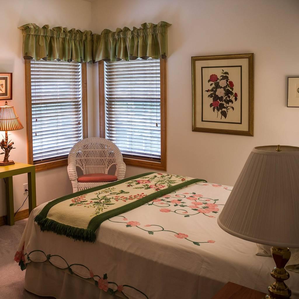 ranger une chambre pour une visite immobiliere
