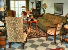 vendre sa maison en redecorant le salon